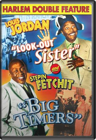 Harlem Double Feature: Look-Out Sister! (1948) / Big Timers (1945) Boxart
