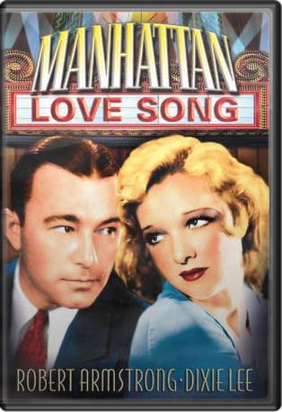 Manhattan Love Song Boxart