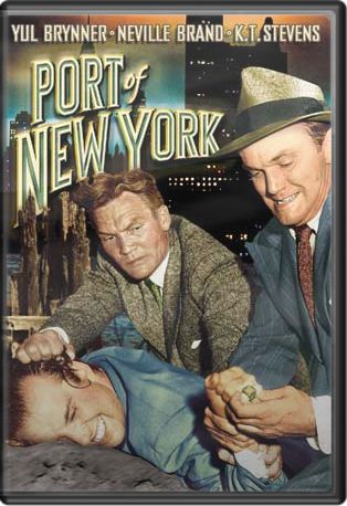 Port of New York Boxart