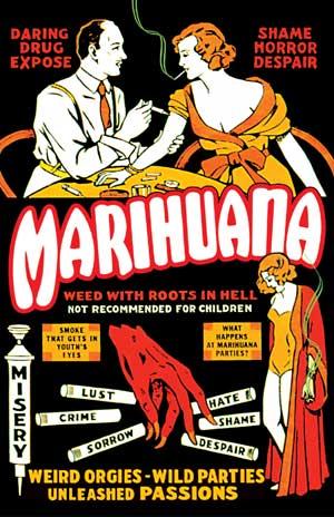 "Marihuana - Large Poster (18"" x 24) Boxart"