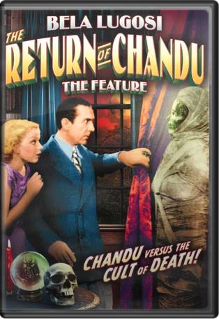 The Return of Chandu (Feature) Boxart