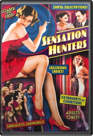 Sensation Hunters Boxart