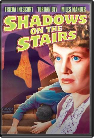 Shadows On The Stairs Boxart