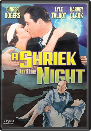 Shriek In The Night Boxart