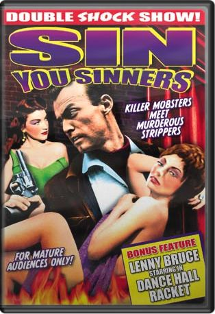 Sin You Sinners / Dance Hall Racket Boxart