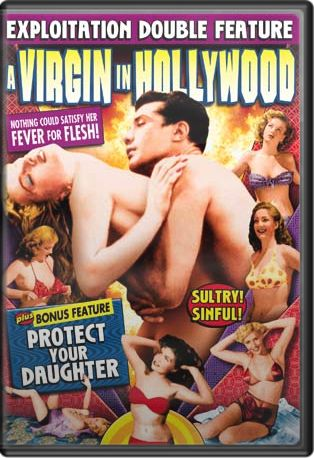 A Virgin In Hollywood (1948) / Protect Your Daughter (1933) Boxart