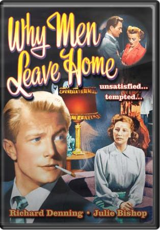 Why Men Leave Home (aka Secrets Of Beauty) Boxart