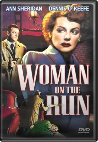 Woman On The Run Boxart