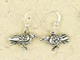 Earrings-Raven-Silver-at-Lucky-Mojo-Curio-Company