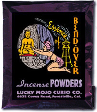 Lucky Mojo Curio Co.: Essence Of Bend-Over Incense Powder