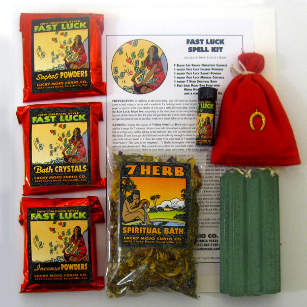 Lucky Mojo Spiritual Supplies