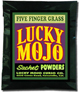 Lucky Mojo Curio Co.: Five Finger Grass Sachet Powder