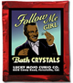Lucky Mojo Curio Co.: Follow Me Girl Bath Crystals