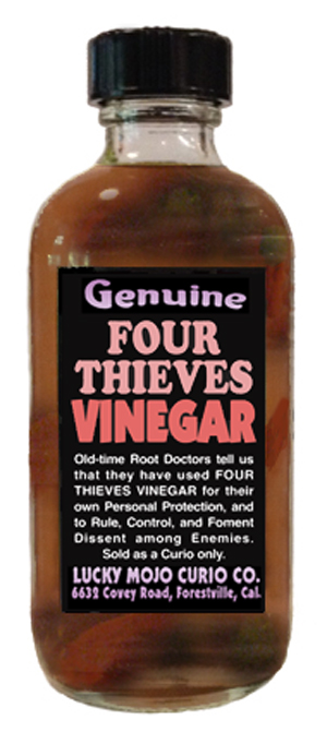Four-Thieves-Vinegar-at-Lucky Mojo Curio Company-in-Forestville-California