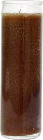 glass-candle-plain-brown