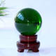 Crystal-Ball-Two-Inch-Green-Glass-with-Stand-and-Box-at-Lucky-Mojo-Curio-Company