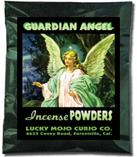 Lucky Mojo Curio Co.: Guardian Angel Incense Powders