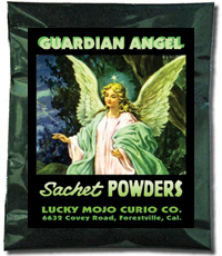 Lucky Mojo Curio Co.: Guardian Angel Sachet Powders