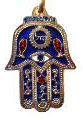 Large-Enamel-Metal-Hamsa-Hand-Keychain-at-the-Lucky-Mojo-Curio-Company