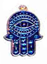 Filigree-Metal-Hamsa-Hand-Key-Ring-Blue-Cabochons-Anti-Evil-Eye-at-the-Lucky-Mojo-Curio-Company
