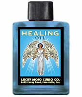 Lucky Mojo Curio Co.: Healing Oil