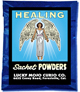 Lucky Mojo Curio Co.: Healing Sachet Powder