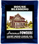 Lucky Mojo Curio Co.: House Blessing Incense Powder