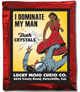 Lucky Mojo Curio Co.: I Dominate My Man Bath Crystals