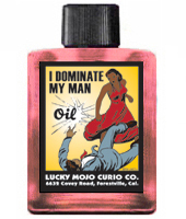Lucky Mojo Curio Co.: I Dominate My Man Oil