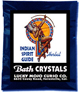 Lucky Mojo Curio Co.: Indian Spirit Guide Bath Crystals