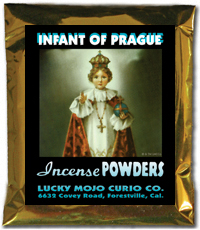 Infant-of-Prague-Incense-Powders-at-Lucky-Mojo-Curio-Company