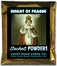 Lucky-Mojo-Curio-Co.-Infant-of-Prague-Magic-Ritual-Catholic-Saint-Rootwork-Conjure-Sachet-Powder