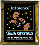 Lucky Mojo Curio Co.: Influence Bath Crystals