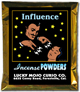 Lucky Mojo Curio Co.: Influence Incense Powder
