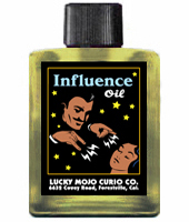 Lucky Mojo Curio Co.: Influence Oil