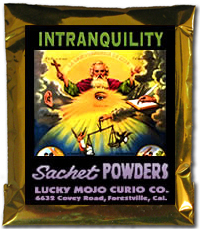 Lucky Mojo Curio Co.: Intranquility Sachet Powder