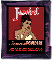 Lucky Mojo Curio Co.: Jezebel Incense Powder