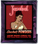 Lucky Mojo Curio Co.: Jezebel Sachet Powder