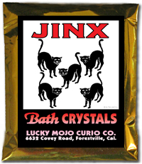 Lucky Mojo Curio Co.: Jinx Bath Crystals