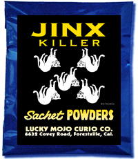 Lucky Mojo Curio Co.: Jinx Killer Sachet Powder