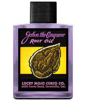 Lucky Mojo Curio Co.: John the Conqueror Oil