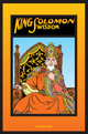 Lucky Mojo Curio Co.: King Solomon Wisdom Vigil Candle