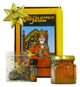 Lucky Mojo Curio Co.: King Solomon Wisdom Honey Jar