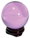 Two-Inch-Lavender-Glass-Crystal-Ball-at-Lucky-Mojo-Curio-Company