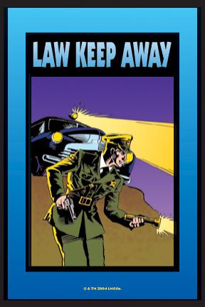 Law Keep Away Spiritual Supplies