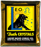 Lucky Mojo Curio Co.: Leo Bath Crystals