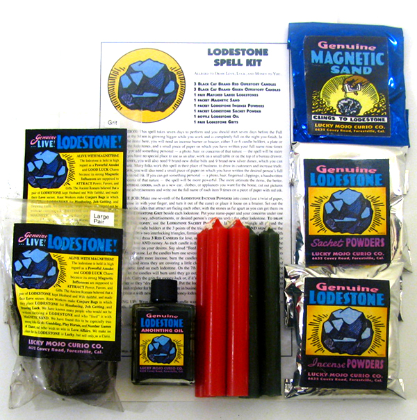Lucky-Mojo-Curio-Co.-Lodestone-Magic-Ritual-Hoodoo-Rootwork-Conjure-Spell-Kit