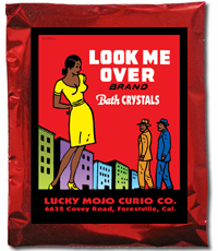 Lucky Mojo Curio Co.: Look Me Over Bath Crystals