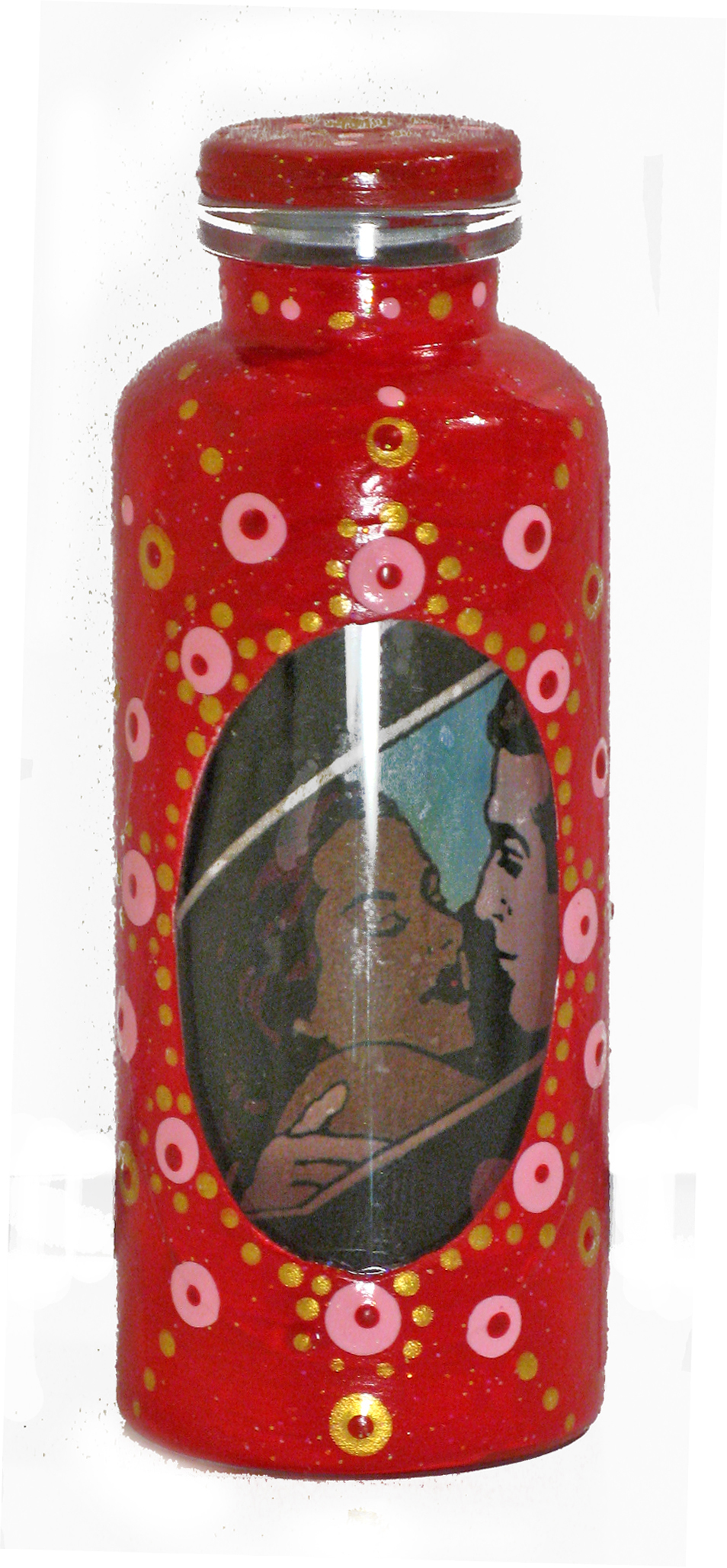 Lucky Mojo Curio Co.: Hoodoo Bottle Spell - Love Me