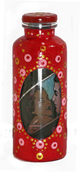 Lucky Mojo Curio Co.: Love Me Painted Bottle, Empty
